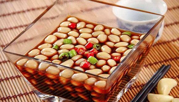 天然「保健食品」醋泡食物延年益壽