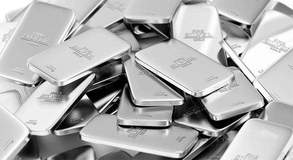 銀價7月漲超30%仍被低估?後市將跑贏黃金?