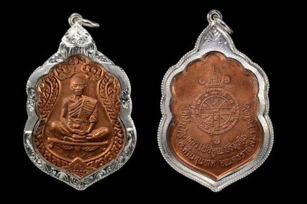 大多數人接觸泰國佛牌後認識的第一個聖僧:龍婆坤