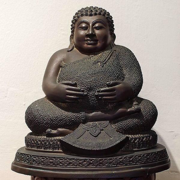 南傳佛教財富與命運之神善加財尊者