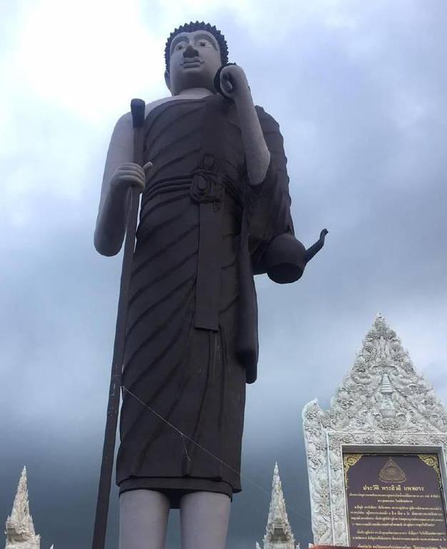 南傳佛教人緣至尊招財佛希瓦利尊者