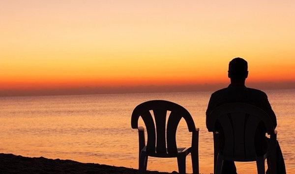 忍受孤獨不如享受孤獨