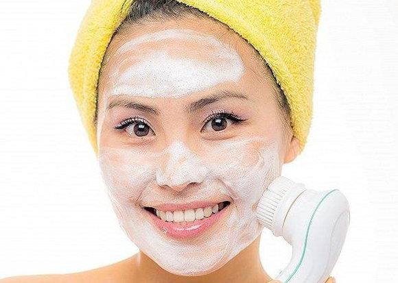 為什麼用洗面乳洗臉後有刺痛的感覺?