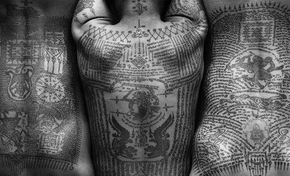 泰國的紋身文化