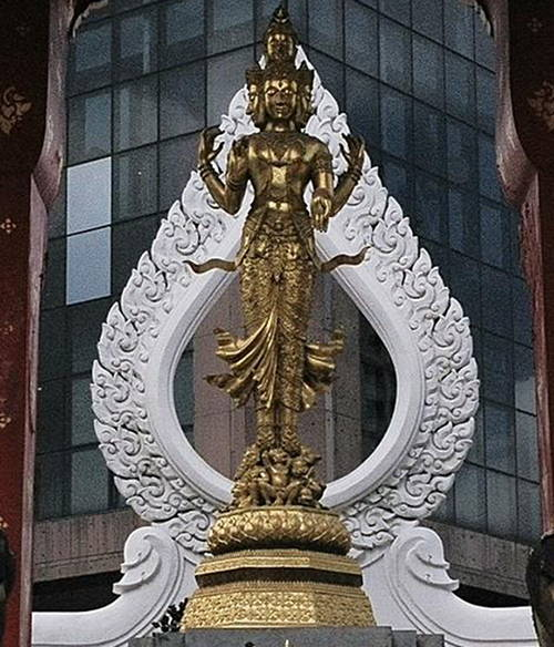 可以找到真愛情得到好姻緣的泰國愛神