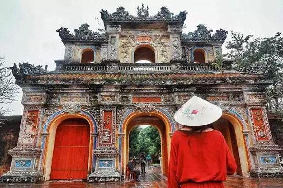 越南|在永遠是夏天的國度玩一把穿越