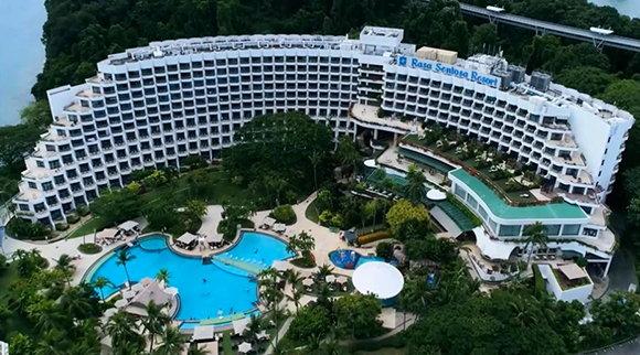 新加坡錢多法嚴!防新冠肺炎隔離住五星級飯店未保持安全區間關半年!
